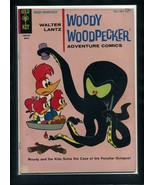 Woody Woodpecker #79 VG/F 1964 Gold Key Comic Book - $5.07