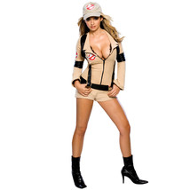 Secret Wishes Women's Sexy Ghostbuster Costume, Tan, XS (0-2) - $88.02