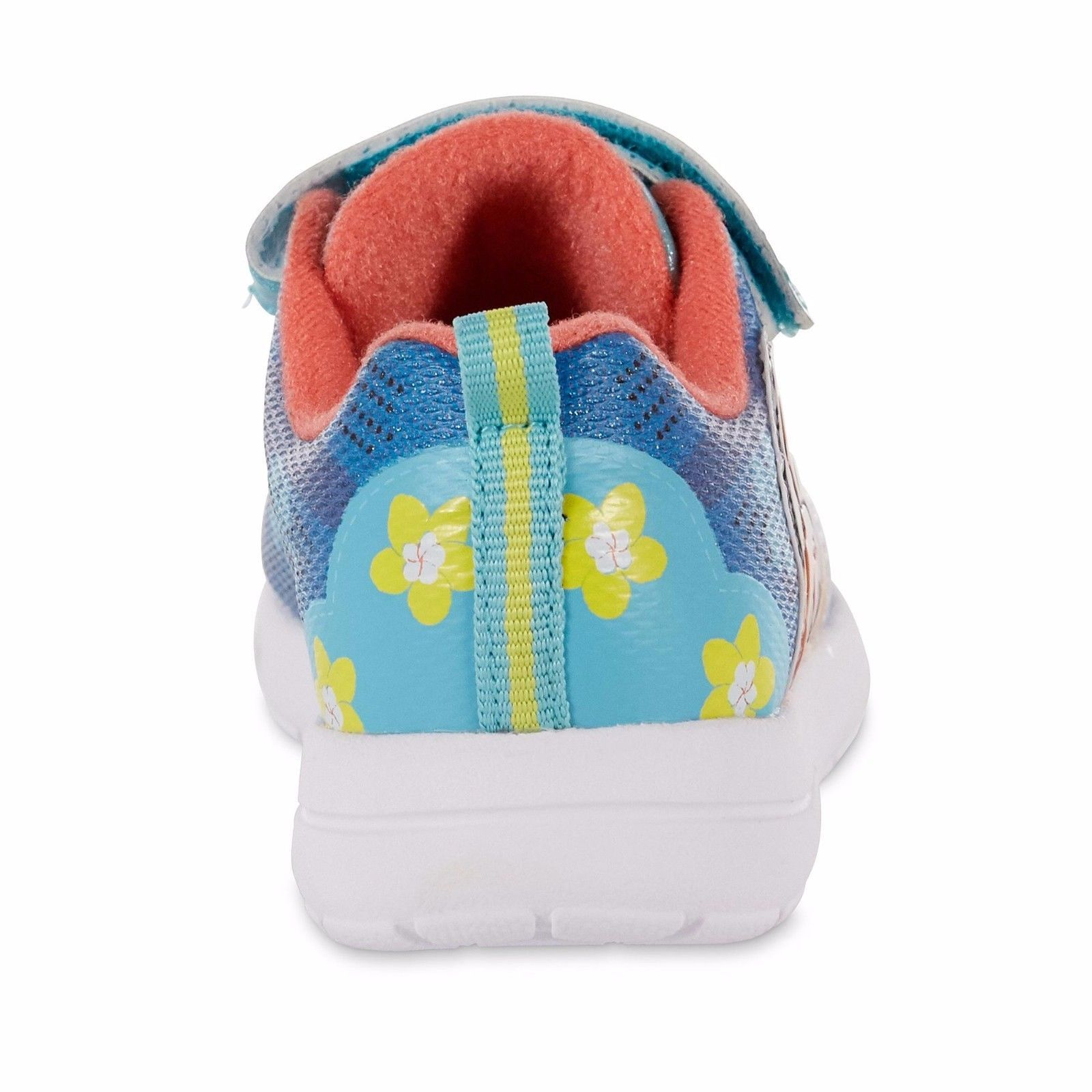 NEW Disney Moana Sneakers Toddler Child Size 6 9 10 11 or 12