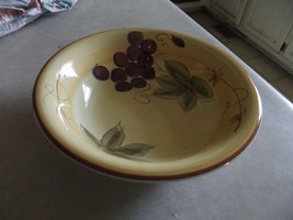 Gibson Antique Grappa 8 1/2 inch soup bowl 1 available - $3.91