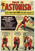 Tales to Astonish 43 May 1963 VG+ (4.5) - $102.26