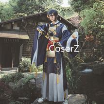 Mikazuki Munechika Cosplay Costume, Touken Ranbu Samurai Costume - $139.00