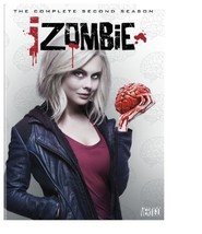 iZombie: The Complete Second Season 2 DVD Brand... - $9.99