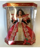 Barbie Happy Holidays Special Edition 10th Anniversary 1997 Mattel Stand... - $23.72