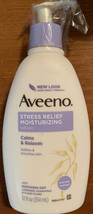Aveeno Stress Relief Moisturizing Body Lotion with Lavender Natural 12 fl. oz - $10.49