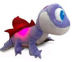 NEW Disney Frozen Bruni the Salamander Light-Up Micro Plush 2 - $19.79