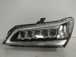 2014 2015 2016 ACURA MDX DRIVER LH LED HEADLIGHT OEM C89L - $582.00