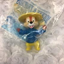 Chip Chipmunk Walt Disney World Epcot 1993 Collectible McDonalds Happy Meal Toy - $8.59