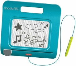 Fisher Price Doodle Pro Trip Aqua Toy Boys Girls Travel Age 3+ New Slide... - $11.83