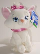 "Disney Aristocats Marie Cat 7"" Mini Bean Bag Plush Stuffed Animal w/Tags - $11.99"