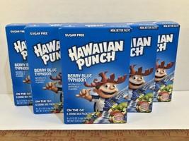Hawaiian Punch BERRY BLUE TYPHOON Singles To Go  (Lot of 6) - $17.35