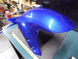 SUZUKI GSX R600 Fender Hugger Blue 990A0-60001-YU7 and Blue 990A0-60001-YBA image 3