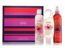 Avon Senses Enchanted Black Cherry & Nutmeg Collection - Body Wash/Spray... - $21.00