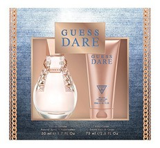 Guess Dare for Women 1.7 oz EDT Natural Spray + 2.5 oz Body Lotion Gift Set - $49.99