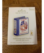 Heffalumps And Woozles Ornament - $29.28
