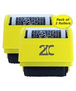21C Identity Theft Protection Roller Stamp 2 Pack ID Security Stamp 1.5 ... - $19.02