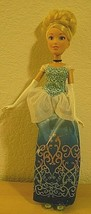 """Disney Cinderella Doll 11 1/2"""" with choker and shoes"""" - $7.75"""