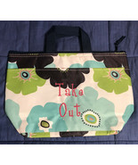 Brand New - Thirty One Thermal Tote - Harvest Floral - Grub Hub/Uber Eats - $17.81