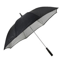 "Fully-automatic 23"" 132 Blue LEDs 3-Mode Light Umbrella / Flashlight - €57,70 EUR"