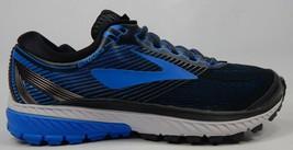 Brooks Ghost 10 Size US 9 B NARROW EU 42.5 Men's Running Shoes Blue 1102571B056