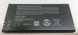 New OEM Nokia Lumia 735 Standard Battery BVT5A BV-T5A 3.8v 2220mAh - $15.83