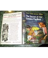 Nancy Drew #36 Secret of Golden Pavillion 1959 ... - $19.99