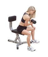 New Body Solid Workout Utility Stool Bench - $200.00