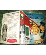 Nancy Drew #8 Nancy's Mysterious Letter 1932 Tw... - $21.99