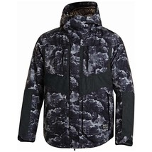 Under Armour UA ColdGear Infrared Pow Jacket - Men's M L XL Black Grey - $239.99