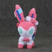 Sylveon Eevee Pokemon Plush Toy Video Game Plush Nintendo Plush Soft Plush Video - $62.10
