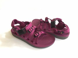 TEVA WOMEN ALP PREMIER BOYSENBERRY STRAPPY SPORT SANDALS US 6 / EU 37 / ... - $58.91