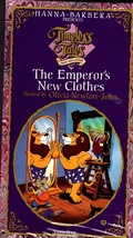 The Emperor's New Clothes VHS - $7.00