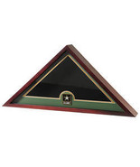 Flag Display Case with Medallion-Army - $118.99