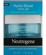 Neutrogena Hydro Boost Hyaluronic Acid Hydrating Water Face Gel Moisturi... - $14.01