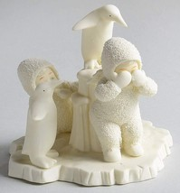 Department 56 Snowbabies Figurine YOU CAN'T FIND ME--EXCELLENT CONDITION! - $24.01