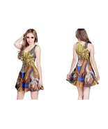 DRAGON BALL Z GOKU SAIYA 3 REVERSIBLE DRESS - $21.80+