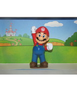 SUPER MARIO (Figurine Only) - 2019 Frankford Candy LLC - $18.00