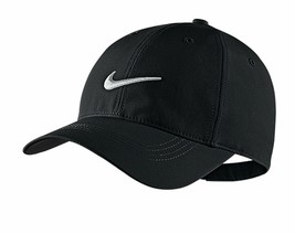 NEW! Nike Adult Unisex Legacy91 Cap Tech Cap/Hat-Black/White 727042-010 - $46.92