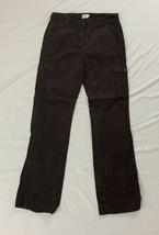 Women's Size 4 Calvin Klein Jeans Brown Casual Wear - $12.34