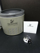 Swarovski Ladybug A7604/0190858 - Ladybug With Box & Coa Excellent Condition - $39.95