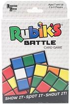 University Games Rubik's Battle Card Game (Tuck Box) - $9.99