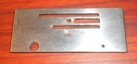 Wheeler & Wilson Model 9 Coarse Thread Throat P... - $20.00