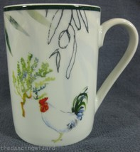 PROVENCE ROOSTER Coffee Mug Tabletops Unlimited Gallery - $14.95