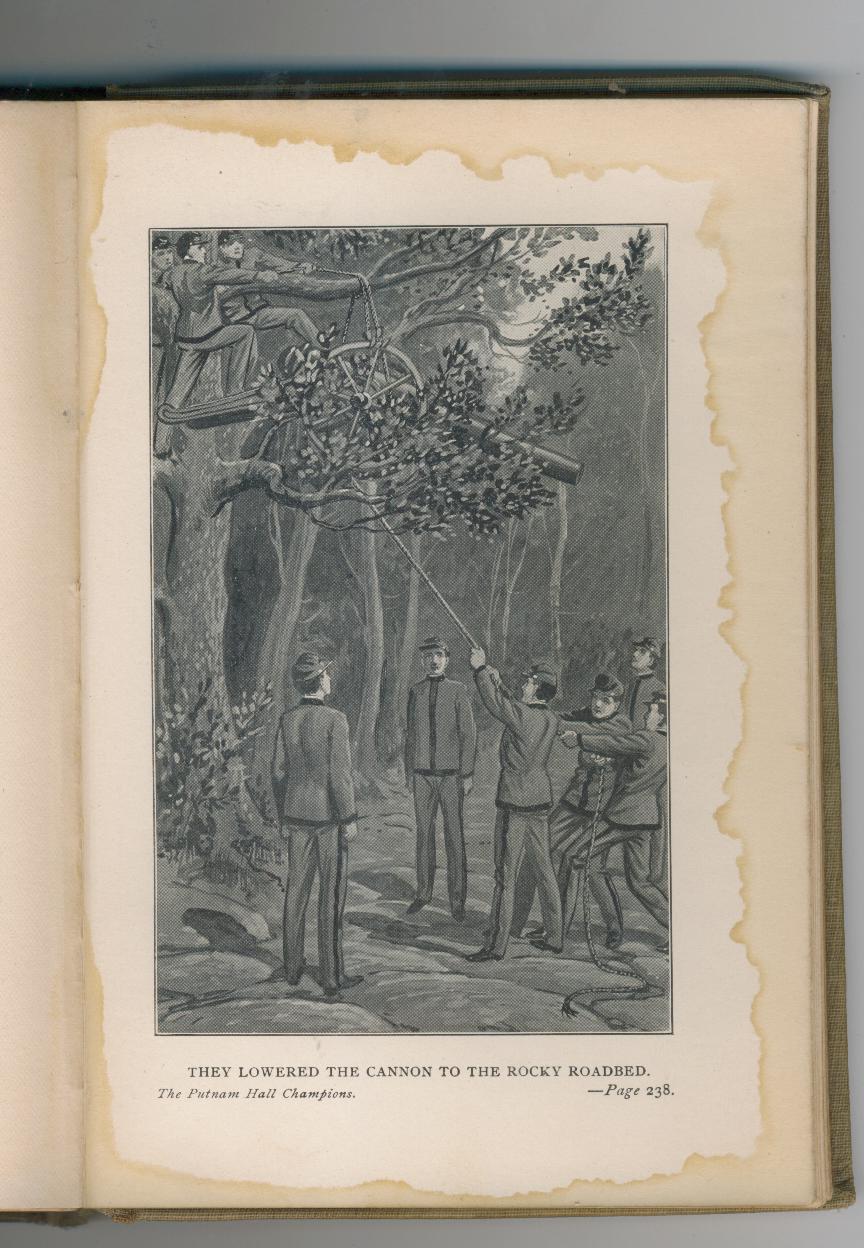 Winfield - PUTNAM HALL CHAMPIONS - 1908 - 1st pr. - SCARCE