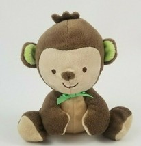 Fisher Price Monkey Plush My Little Snugamonkey Stuffed Baby Toy Animal ... - $9.89