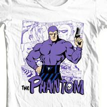 The Phantom T-shirt vintage superhero comic book retro comic strip Golden Age image 1