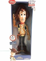 "Disney Collection Toy Story 4 Woody Pull String Talking 16"" Doll Bonnie ... - $42.99"