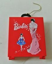 Hallmark Keepsake 2002 Enchanted Evening Case Barbie - Miniature QXM4383 - $14.84
