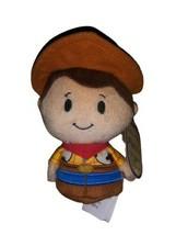 Hallmark itty bittys Woody The Cowboy Plush Walt Disney Pixar Toy Story - $7.91
