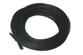 50' solar cable Black #10 AWG 1000 volt wire with tough  XLPE insulation... - $28.04